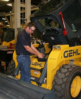 Gehl Service » Bruna Implement Company