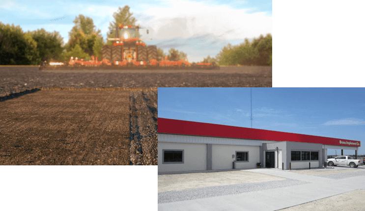 Bruna Implement is a well established Case IH farm equipment dealership that has over a 65 year history of providing the best products and service to our customers in North Central and Northeast Kansas.